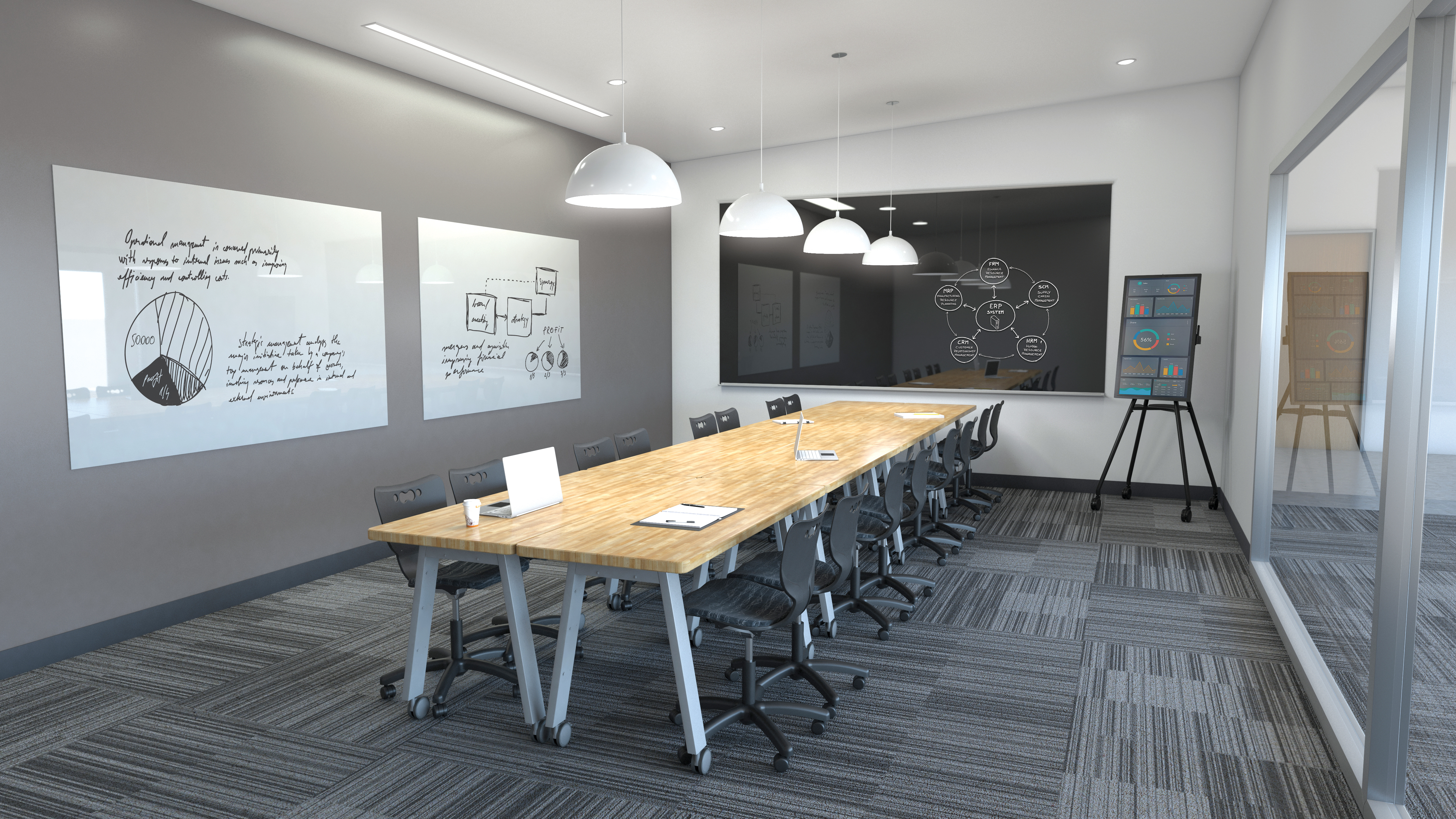 Compass Commercial Conference Room