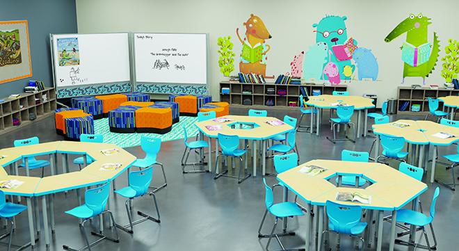 21st Century Classroom Design - MooreCo