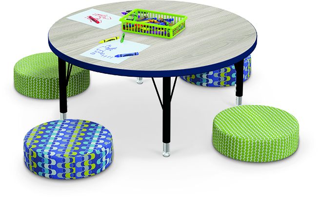 MooreCo Activity Tables