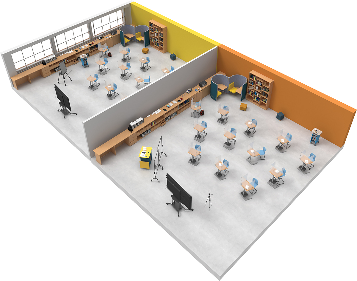 Isometric Opti Classroom After (1)