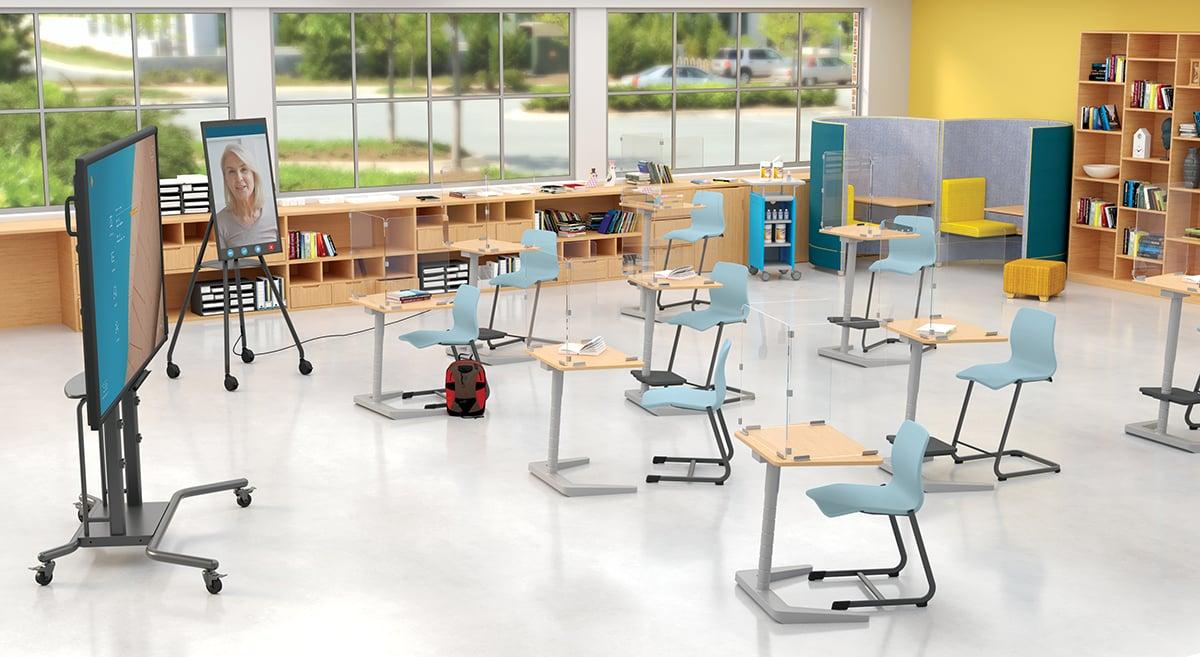 Opti Classroom After