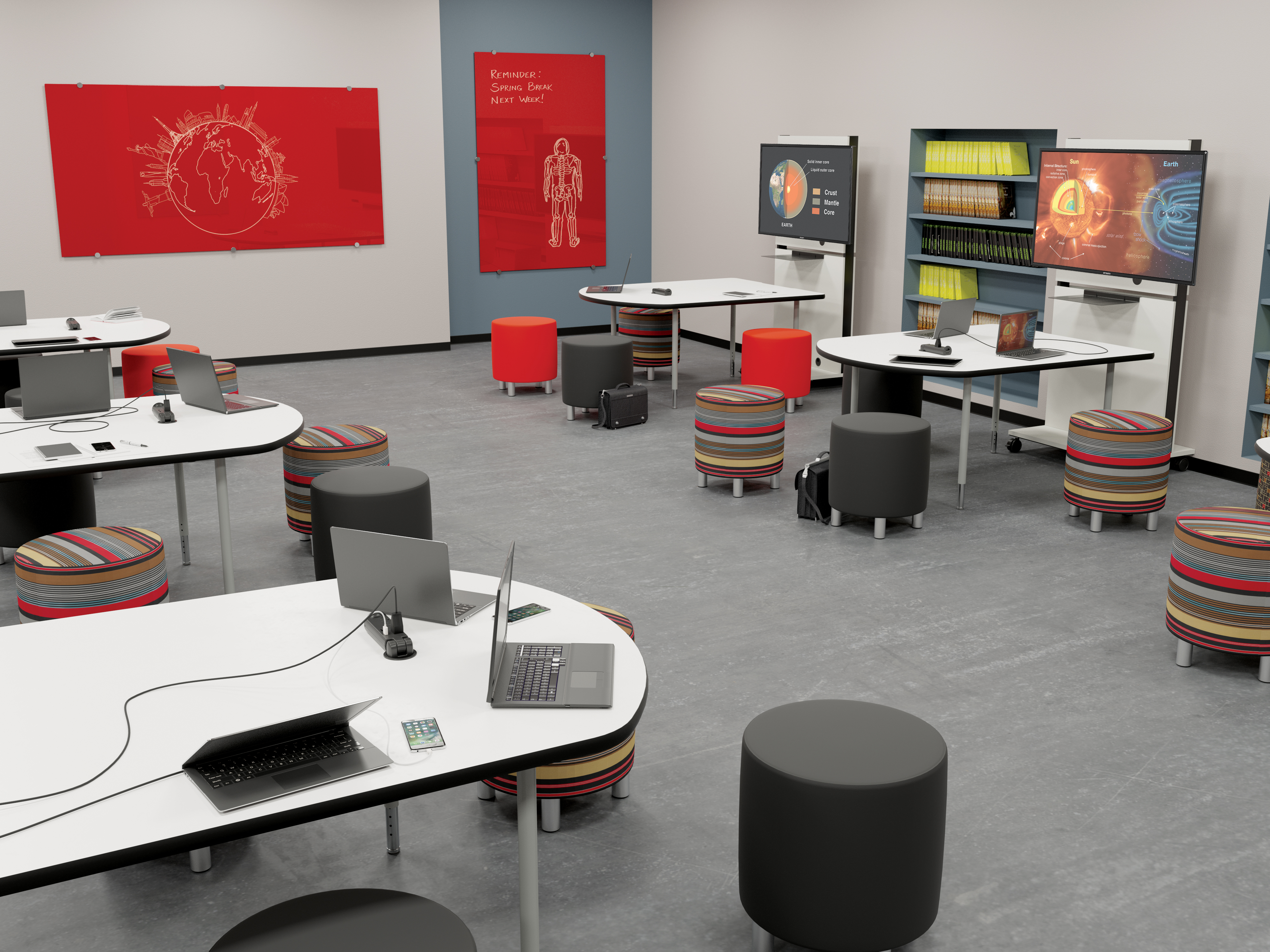 i3-edu Mediaspace Environment