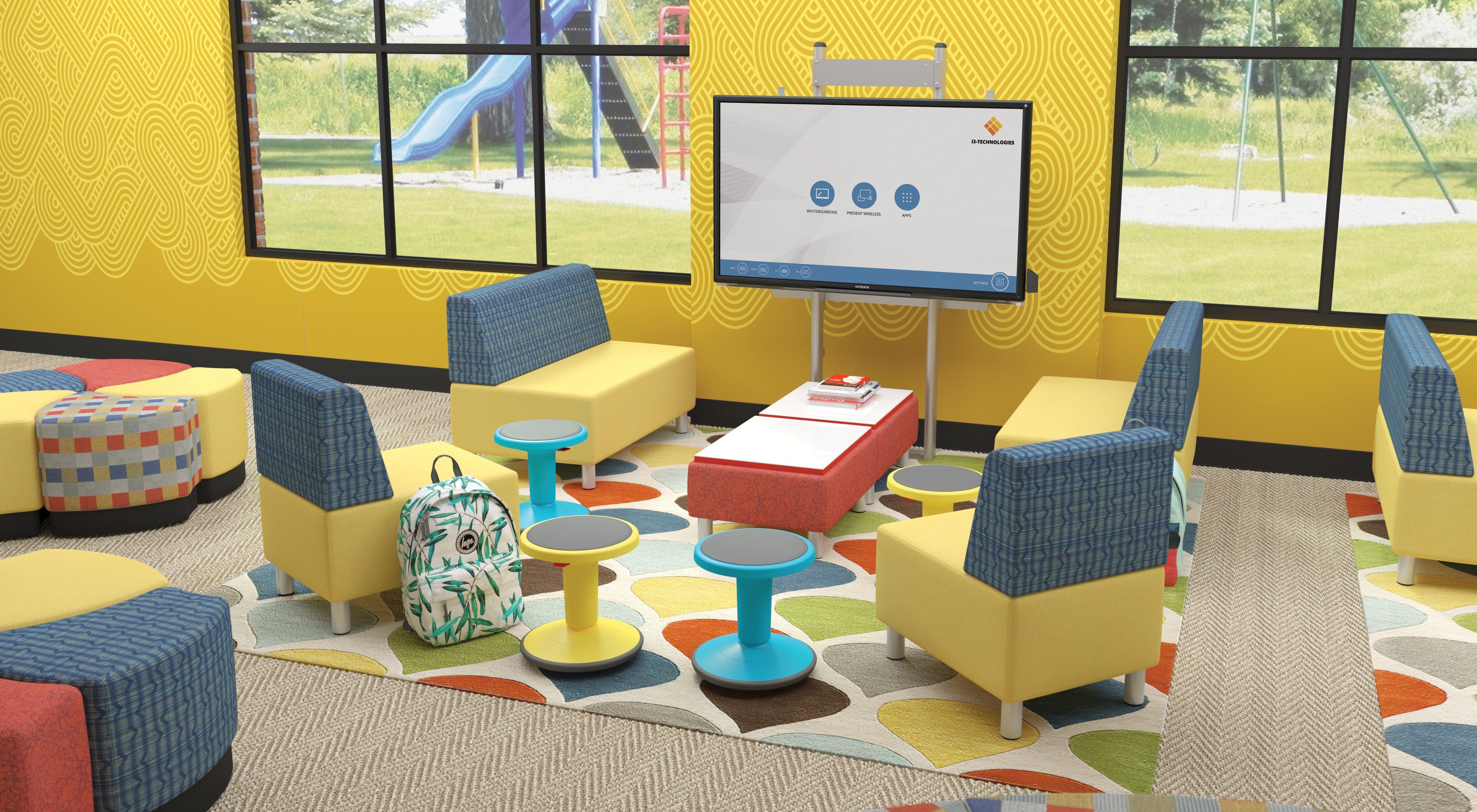 i3-edu Mediaspace Jr Environment
