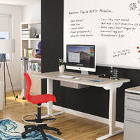Home Office Render 3-4 Angle View SM