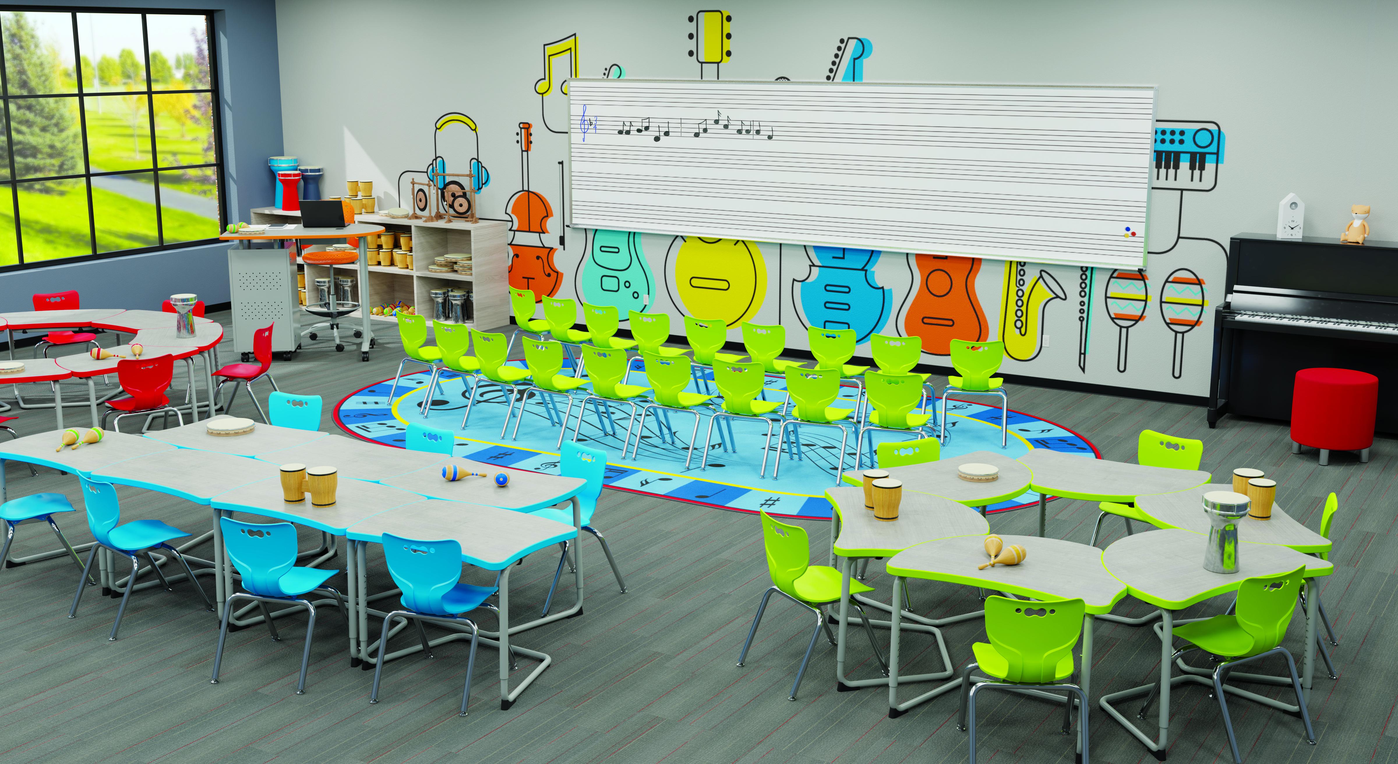 Music Room Elementary