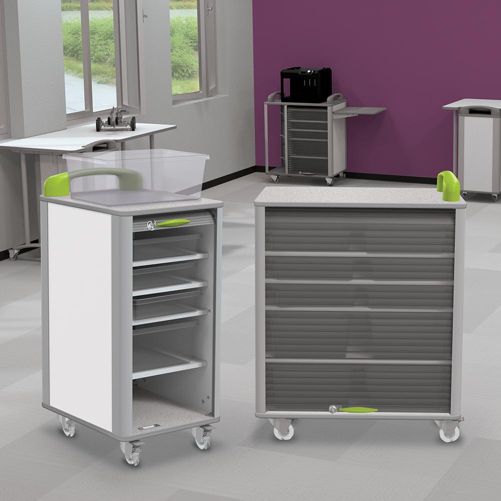 makerspace sm storage cart enviro classroom